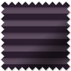 Pleated, Purple Mountain - Perfect Fit Blind
