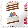 Cake Carousel - Roller Blind