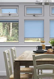 Ecoshade, Chateau Blue - Neat Fit Blind