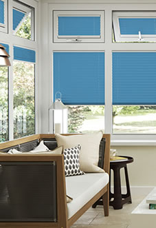 Ecoshade, Cobalt Blue - Neat Fit Blind