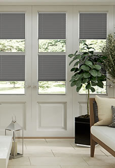 Ecoshade, Cool Grey - Neat Fit Blind