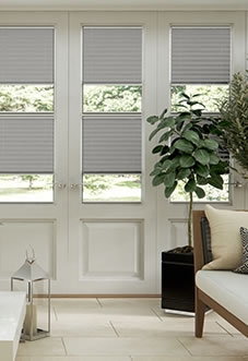 Ecoshade, Warm Grey - Neat Fit Blind