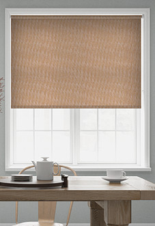 Anthology, Sand Dune - Motorised Roller Blind