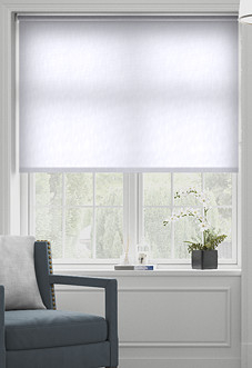 Anthology, Snowy Mountain - Motorised Roller Blind