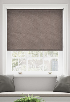 Anthology, Tuscan Earth - Motorised Roller Blind