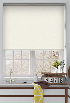 Jasmine (Blackout), Gardenia - Motorised Roller Blind
