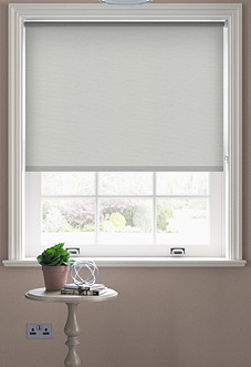 Mikardo (Blackout), Ashen - Motorised Roller Blind