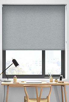 Mikardo (Blackout), Dusky - Motorised Roller Blind