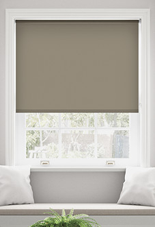 Origin (Blackout), Hazel - Motorised Roller Blind