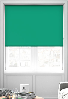 Origin (Blackout), Jade - Motorised Roller Blind