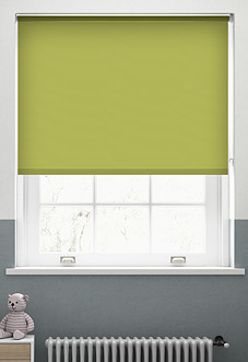 Palermo (Blackout), Zest - Motorised Roller Blind