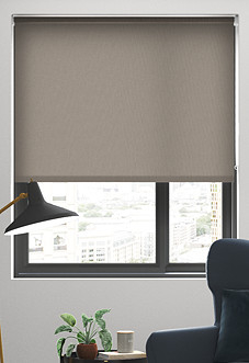 Roma, Bronco - Motorised Roller Blind