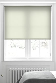 Roma, Natural - Motorised Roller Blind