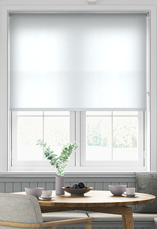 Roma, Pure - Motorised Roller Blind