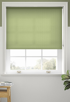 Roma, Sage - Motorised Roller Blind