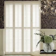Daytona, Boutique Cream - Plantation Shutter