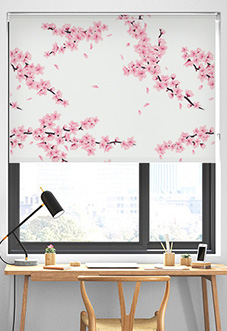 Beauty In Blossom - Roller Blind