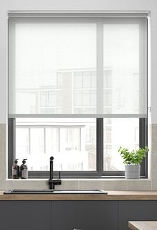 Clarity, City - Roller Blind