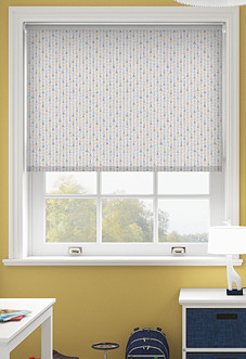 Cone (Blackout), Pretty - Roller Blind
