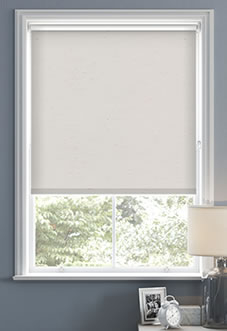 Hush (Blackout Sound Barrier), Cream - Roller Blind