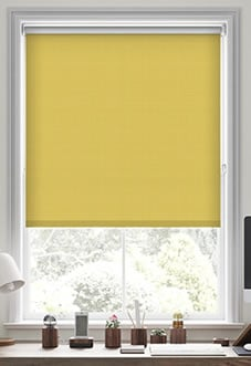 Hush (Blackout Sound Barrier), Sunset - Roller Blind
