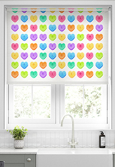 Looking For Love - Roller Blind