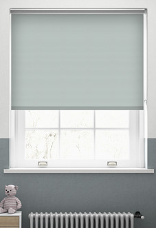 Rimini (Blackout), Grey - Roller Blind