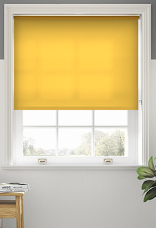 Rimini, Miami Yellow - Roller Blind