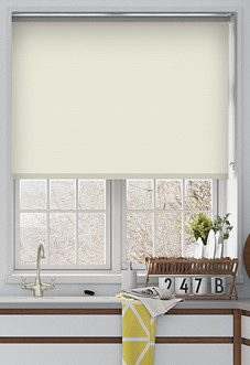 Sarra (Blackout), Putty - Roller Blind