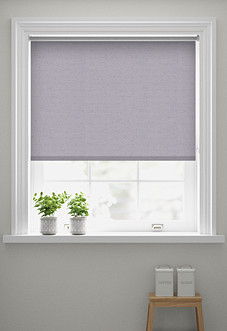 Subtle Fleck (Blackout), Lead - Roller Blind