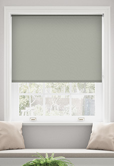 Trinity (Blackout), Dove - Roller Blind
