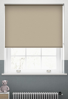 Trinity (Blackout), Stone - Roller Blind