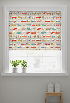 VW Campervan, Multi - Roman Blind