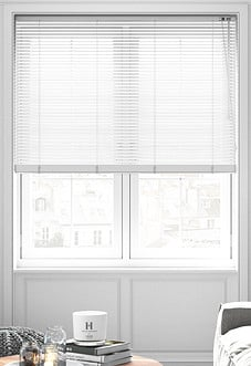 Origin, Basic White - Venetian Blind
