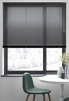 Origin, Black - Venetian Blind
