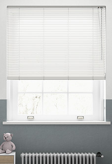Spectrum, Cotton White - Venetian Blind