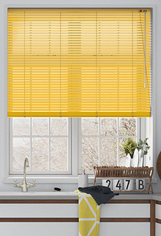 Spectrum, Energy Yellow - Venetian Blind