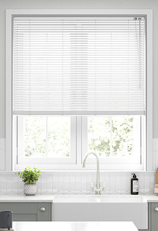 Spectrum, Gloss White - Venetian Blind