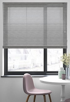 Wood Effect, Linear Earth - Venetian Blind