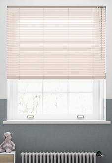 Spectrum, Peach White - Venetian Blind