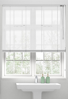Vista, Basic White - Venetian Blind
