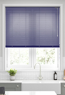 Spectrum, Space Blue - Venetian Blind