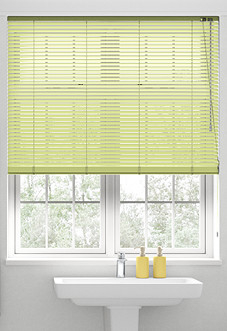 Spectrum, Tea Green - Venetian Blind