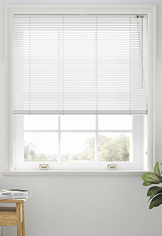 Spectrum, White China - Venetian Blind