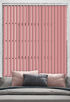 Anthology (Blackout), Fire Brick - Vertical Blind