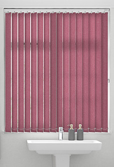 Anthology, Fire Brick - Vertical Blind