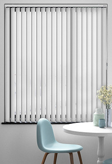 Batiste, Snow - Vertical Blind