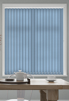 Burlington, Waterfall - Vertical Blind