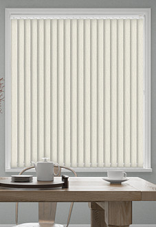 Capri (Blackout), Chiffon - Vertical Blind