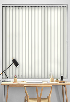 Henderson, Cream - Vertical Blind